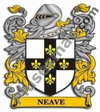 Escudo del apellido Neave
