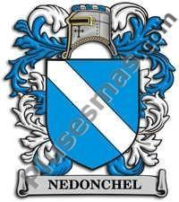 Escudo del apellido Nedonchel