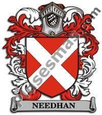 Escudo del apellido Needhan