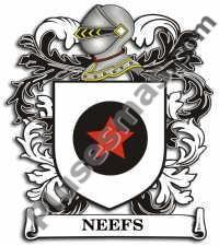 Escudo del apellido Neefs