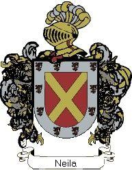 Escudo del apellido Neila