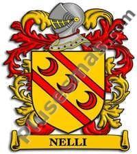 Escudo del apellido Nelli