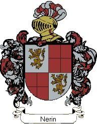 Escudo del apellido Nerin