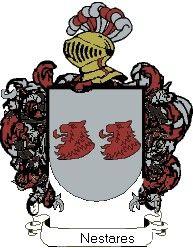 Escudo del apellido Nestares