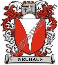 Escudo del apellido Neuhaus