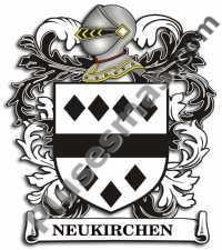 Escudo del apellido Neukirchen
