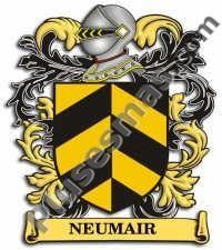 Escudo del apellido Neumair