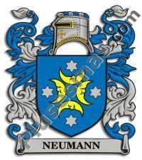 Escudo del apellido Neumann