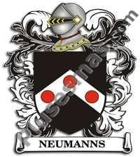 Escudo del apellido Neumanns