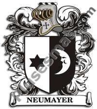 Escudo del apellido Neumayer