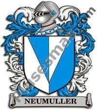 Escudo del apellido Neumuller