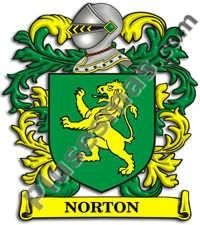 Escudo del apellido Norton