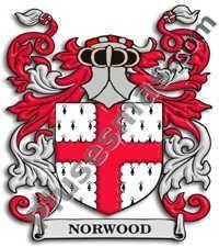 Escudo del apellido Norwood