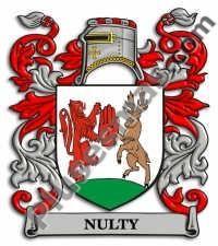 Escudo del apellido Nulty