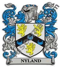 Escudo del apellido Nyland