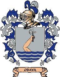 Escudo del apellido Obaya
