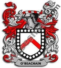 Escudo del apellido Obeachain