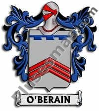 Escudo del apellido Oberain