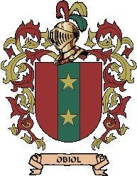 Escudo del apellido Obiol