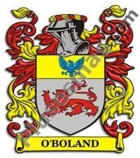Escudo del apellido Oboland