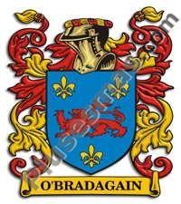 Escudo del apellido Obradagain