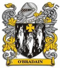 Escudo del apellido Obradain