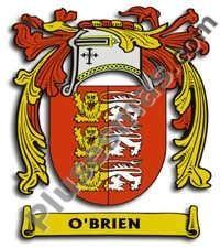 Escudo del apellido Obrien