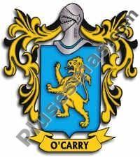 Escudo del apellido Ocarry
