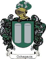 Escudo del apellido Ochagavia