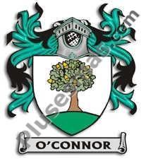 Escudo del apellido Oconnor