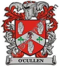 Escudo del apellido Ocullen