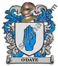 Escudo del apellido Odaye