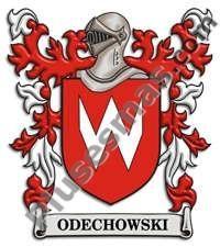 Escudo del apellido Odechowski
