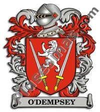 Escudo del apellido Odempsey