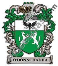 Escudo del apellido Odonnchadha