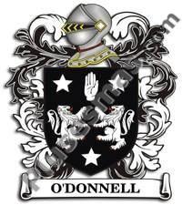 Escudo del apellido Odonnell