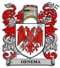 Escudo del apellido Oenema