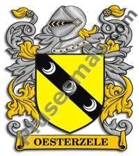 Escudo del apellido Oesterzele