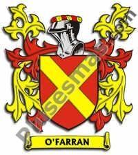 Escudo del apellido Ofarran