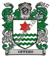 Escudo del apellido Offers