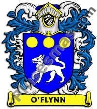 Escudo del apellido Oflynn