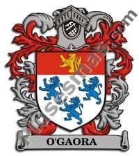 Escudo del apellido Ogaora
