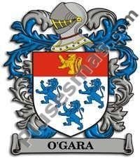 Escudo del apellido Ogara