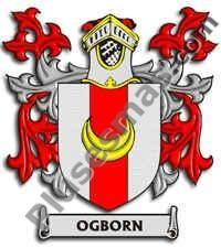 Escudo del apellido Ogborn