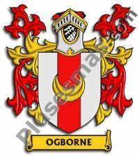 Escudo del apellido Ogborne