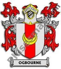 Escudo del apellido Ogbourne