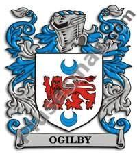 Escudo del apellido Ogilby