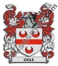 Escudo del apellido Ogle