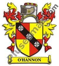 Escudo del apellido Ohannon