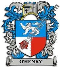 Escudo del apellido Ohenry